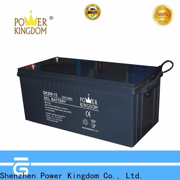 Custom 2v agm battery factory price Automatic door system