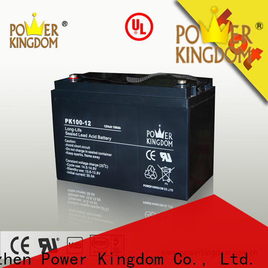 Latest deep cycle gel cell 12 volt battery factory price