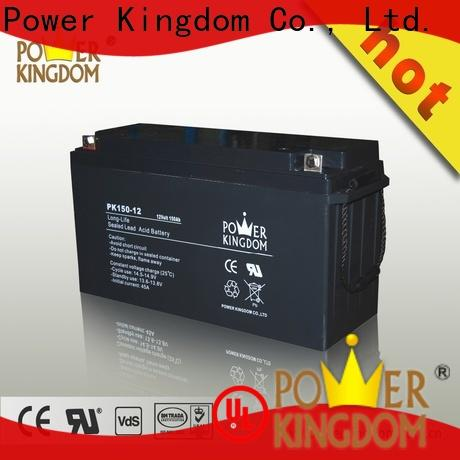 Wholesale 12 volt gel cell marine battery manufacturers Power tools