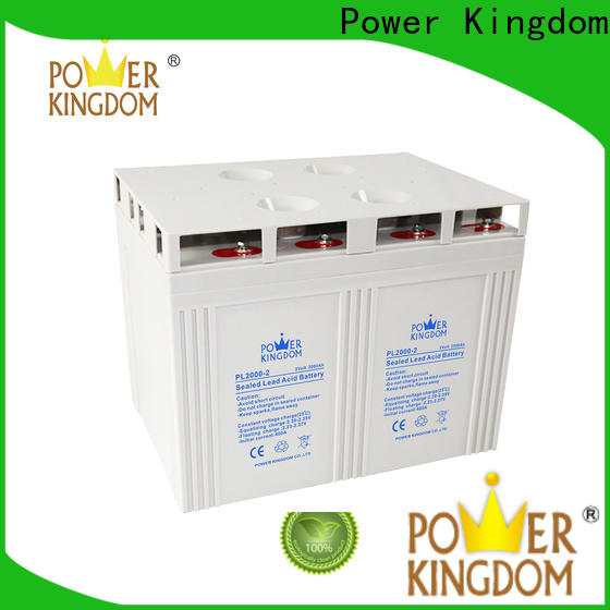 Power Kingdom wet cell marine batteries Suppliers fire system
