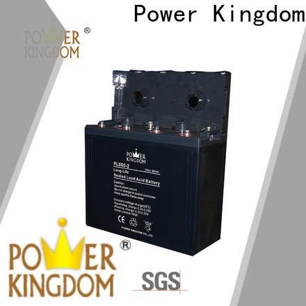 Power Kingdom Custom agm battery box directly sale fire system