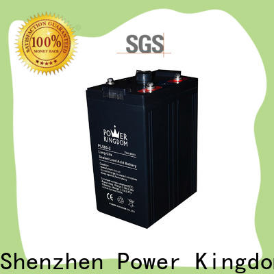 Power Kingdom 8d gel cell batteries company fire system