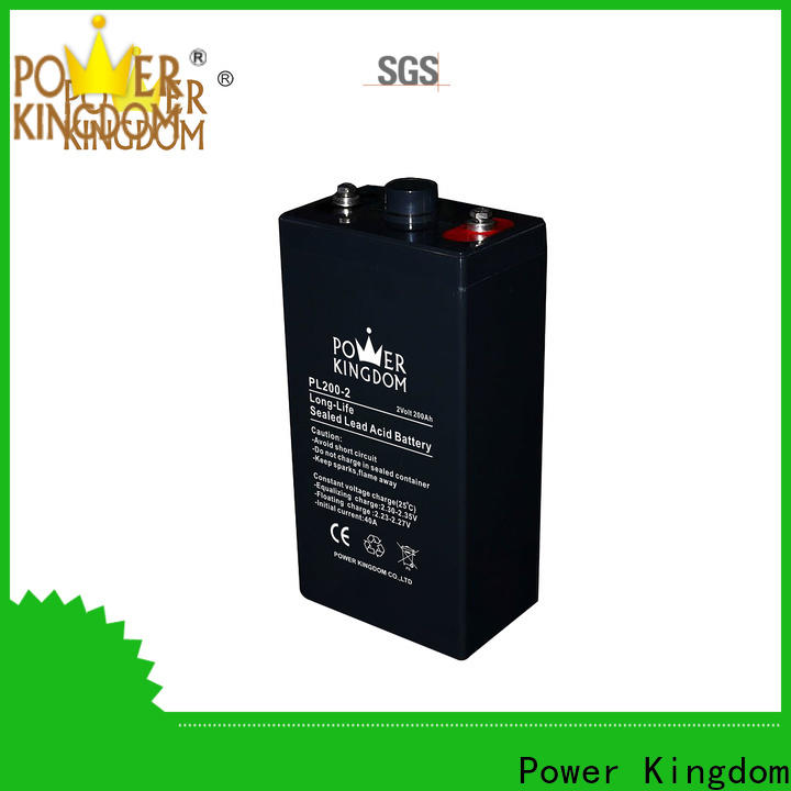 Power Kingdom gel cell charger china wholesale website fire system