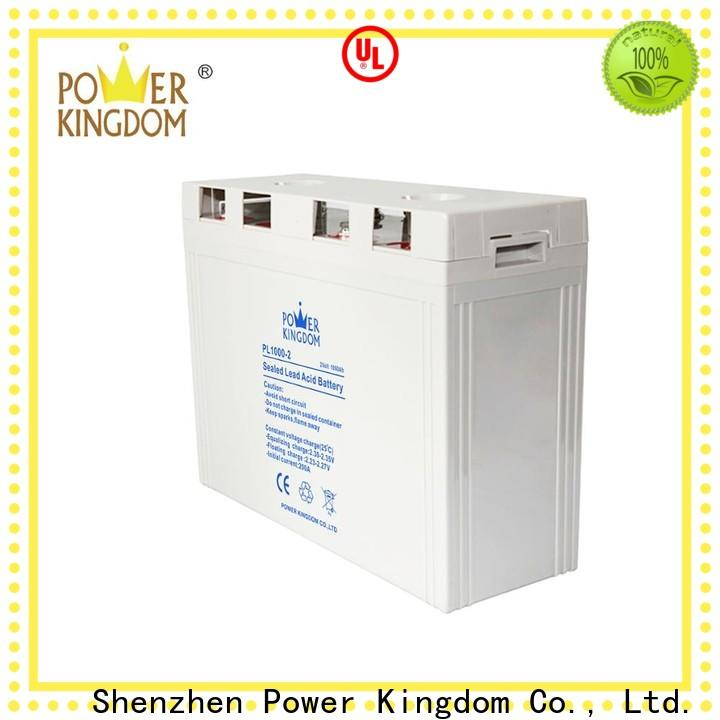 Power Kingdom agm starter battery china wholesale website fire system