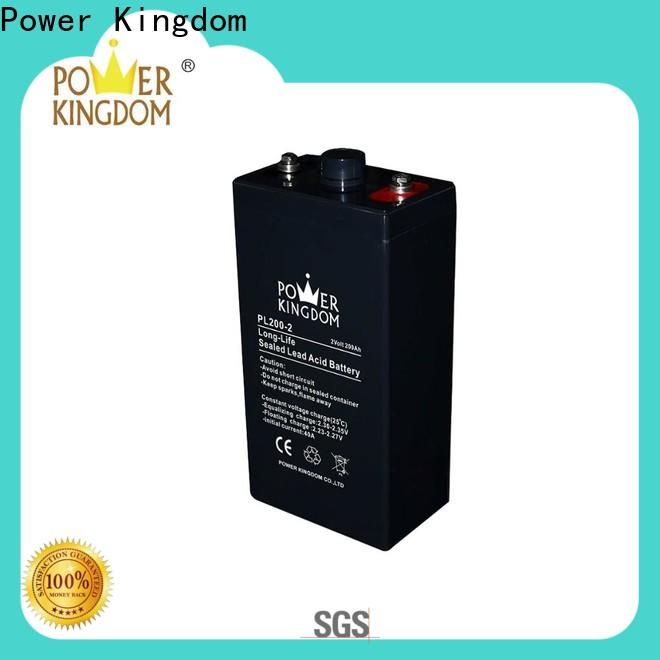 Power Kingdom High-quality true gel battery Suppliers electric toys