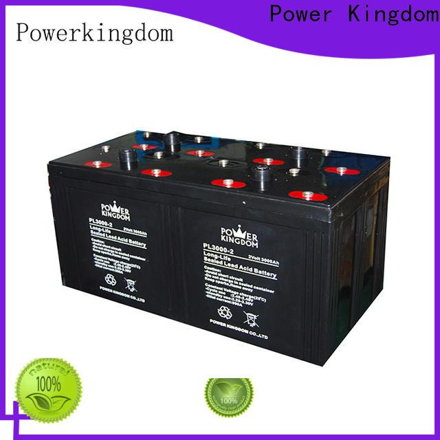Power Kingdom vrla lead acid battery manufacturers fire system