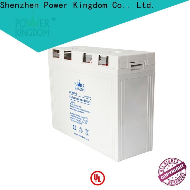 Power Kingdom New agm battery box Supply electric toys