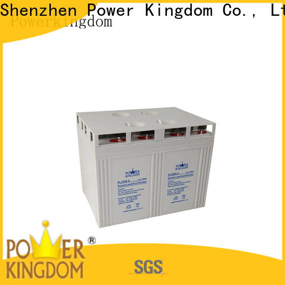 Power Kingdom Wholesale best gel car battery manufacturers communication equipment