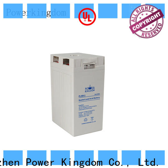 Power Kingdom glass pack battery china wholesale website communication equipment