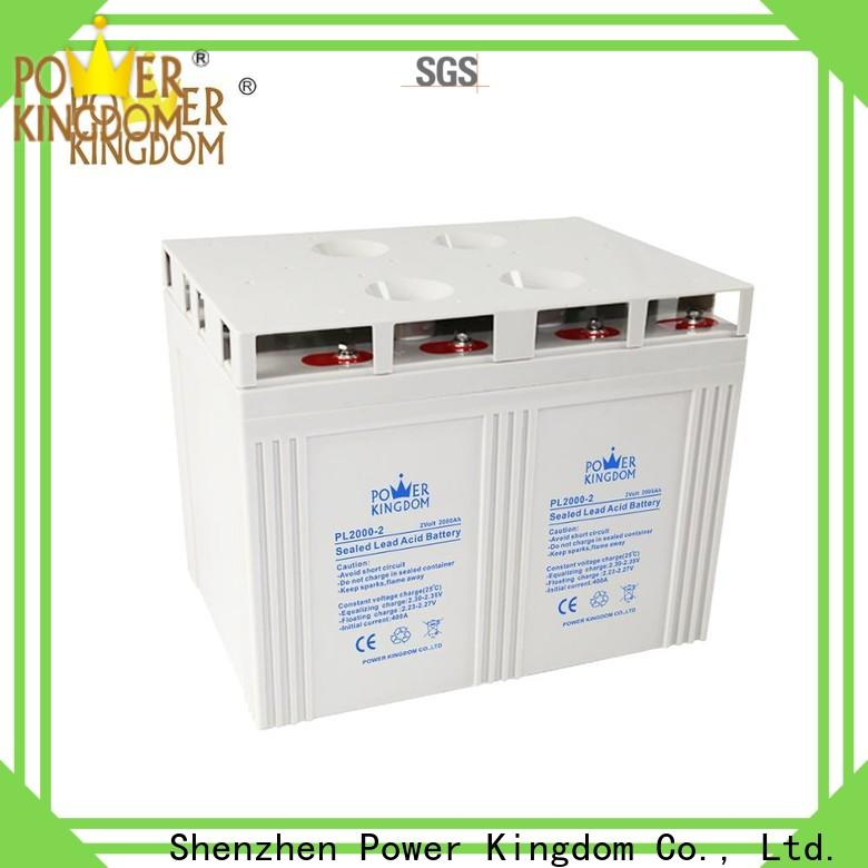 fine workmanship agm style battery for business fire system