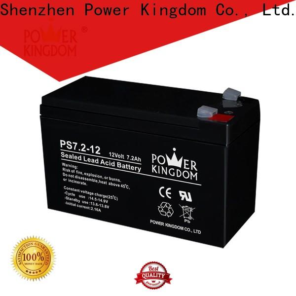 Power Kingdom Wholesale vrla battery life expectancy factory communication equipment