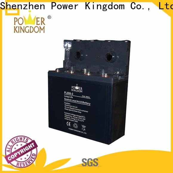 Power Kingdom gel motorcycle battery company fire system