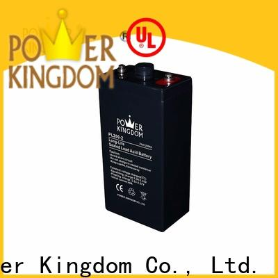 Power Kingdom Wholesale agm batteries for solar Supply communication equipment