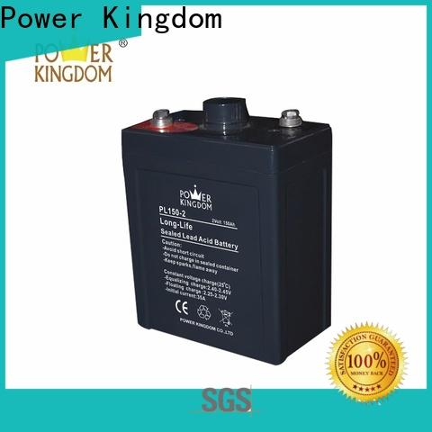 Power Kingdom best gel cell battery directly sale communication equipment
