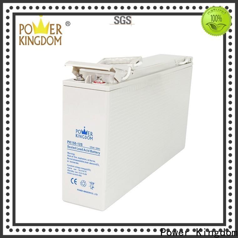 Power Kingdom gel battery technology company deep discharge device