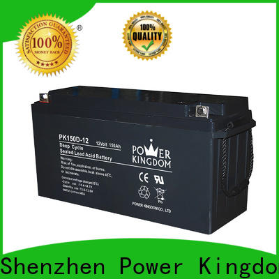 Power Kingdom deep cycle batterys wholesale vehile and power storage system