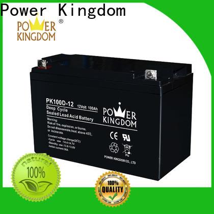 Power Kingdom Top everstart marine battery personalized deep discharge device