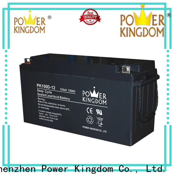 cycle deep cycle solar battery 12v factory price