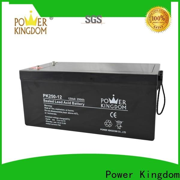 Power Kingdom poles design charging cycle company deep discharge device