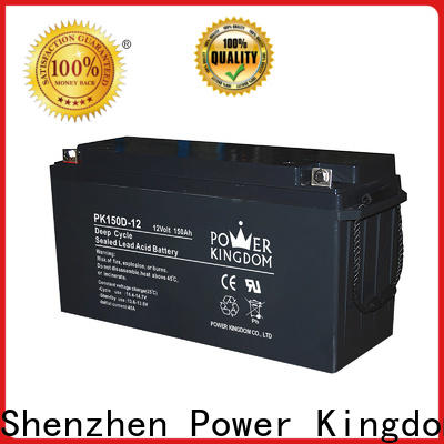 deep batteries deep cycle sealed for business vehile and power storage system