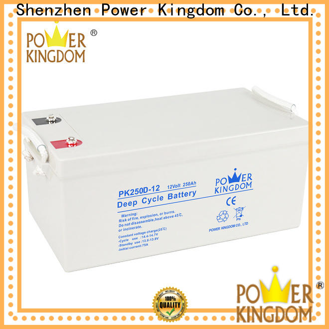Power Kingdom abm battery Supply vehile and power storage system