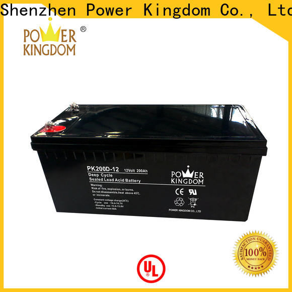 Custom 130ah agm battery price wholesale