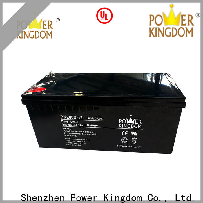 Latest 130ah agm battery price factory price wind power systems