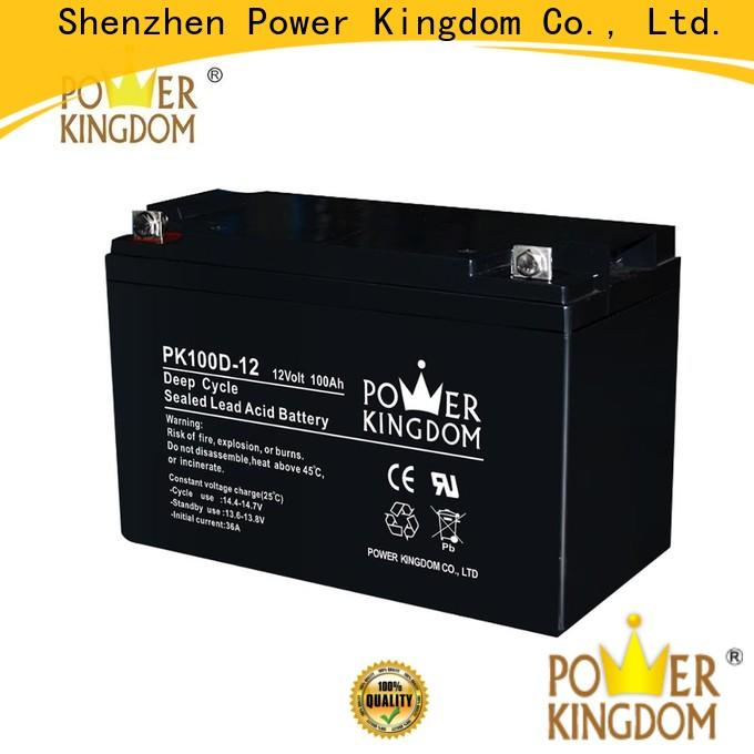 Power Kingdom lithium deep cycle battery manufacturers wind power systems