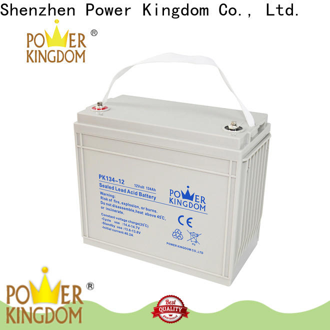 Power Kingdom glass car battery factory vehile and power storage system
