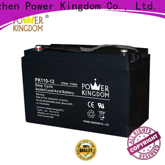Custom 6v lead acid battery personalized wind power systems