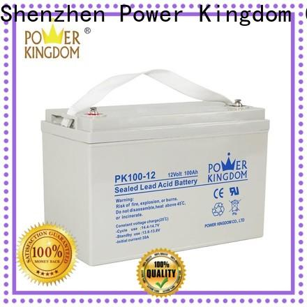 cycle agm spiral battery for business