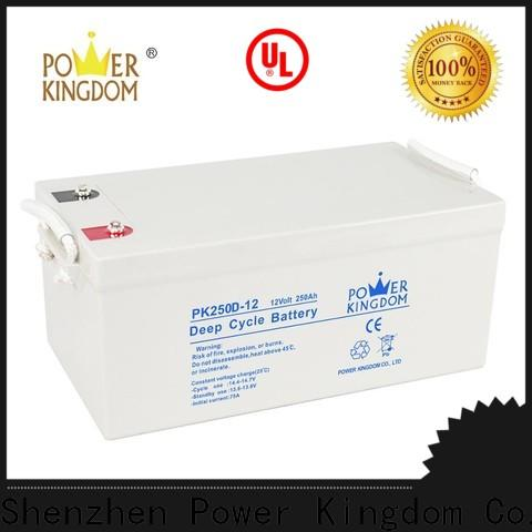 Latest gel filled battery wholesale