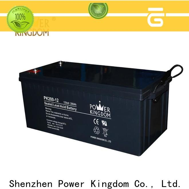 poles design 130 amp deep cycle battery wholesale deep discharge device