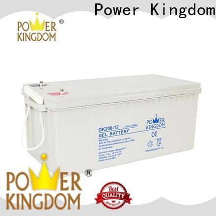 Power Kingdom Custom 12v 12ah battery Supply deep discharge device