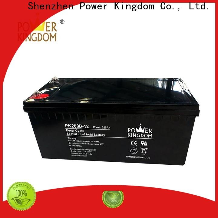 Power Kingdom wholesale deep cycle batteries Suppliers