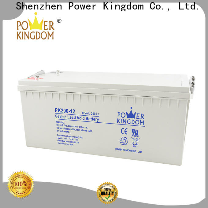 Heat sealed design dry deep cycle battery manufacturers vehile and power storage system