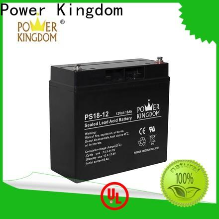 Power Kingdom High-quality deep cycle battery amps factory price vehile and power storage system