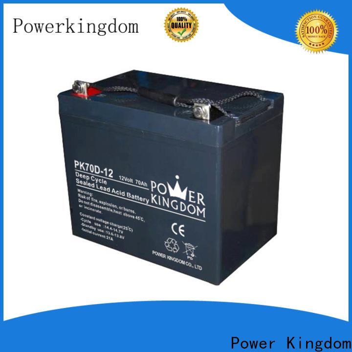 Heat sealed design sealed agm Supply vehile and power storage system