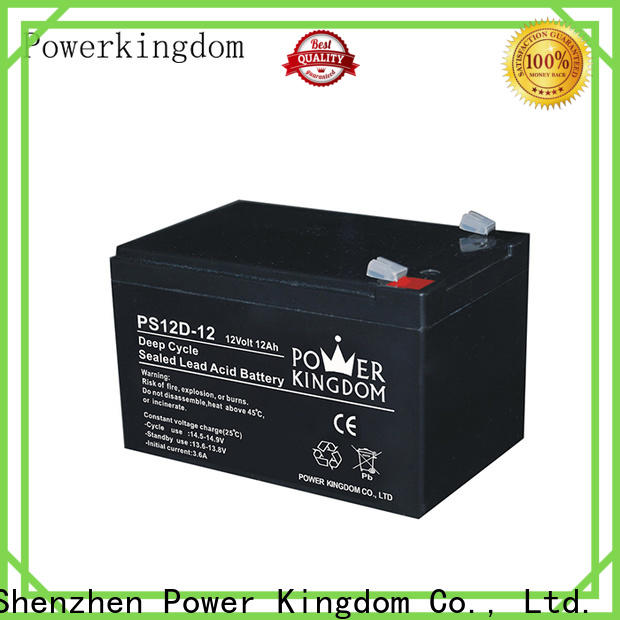 Power Kingdom battery cycle price list Suppliers