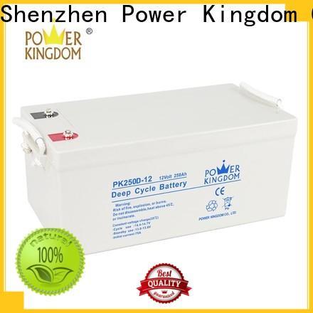 Power Kingdom golf cart batteries wholesale wind power systems