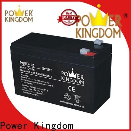 Power Kingdom gel cell marine batteries Suppliers vehile and power storage system