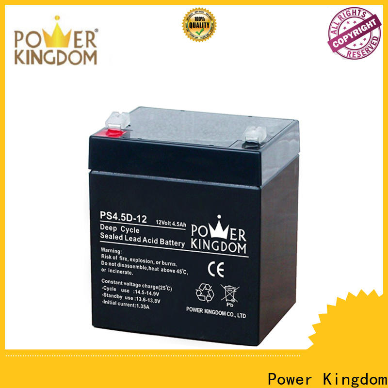 Power Kingdom battery charger for agm batteries company wind power systems