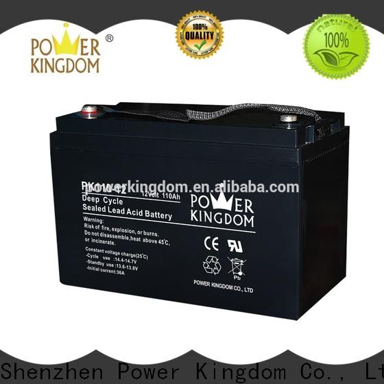 High-quality amg deep cycle batteries manufacturers