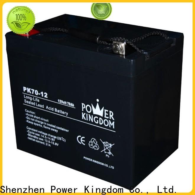 Power Kingdom deep deep cycle sla manufacturers deep discharge device