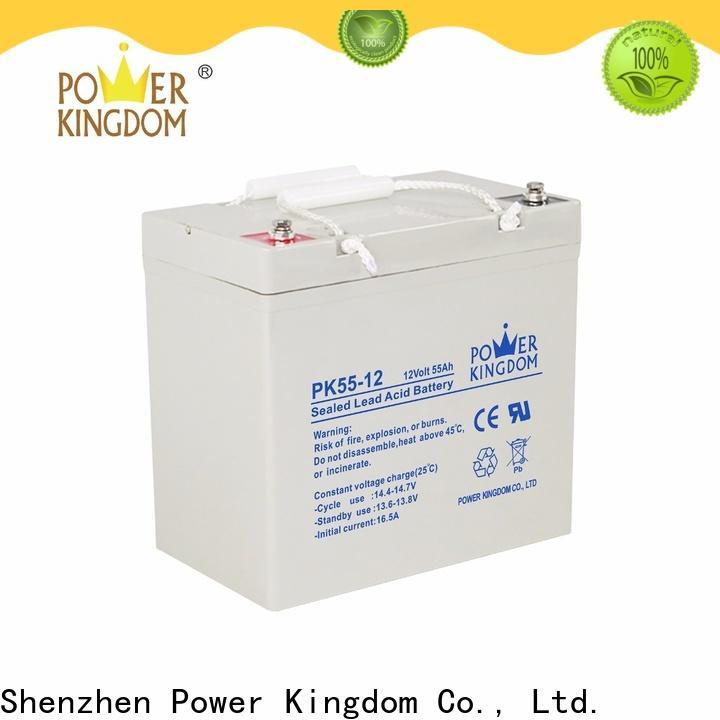 Power Kingdom New abm battery supplier