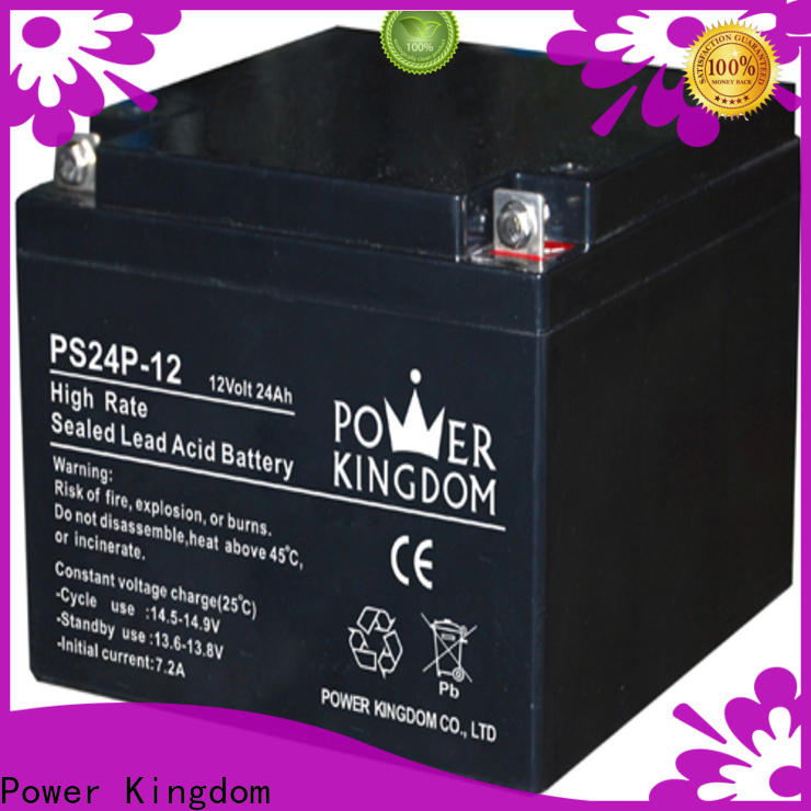 Power Kingdom Best agm automotive battery Suppliers communication equipment