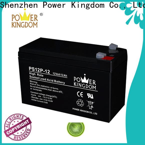 Power Kingdom marine agm battery comparison company fire system