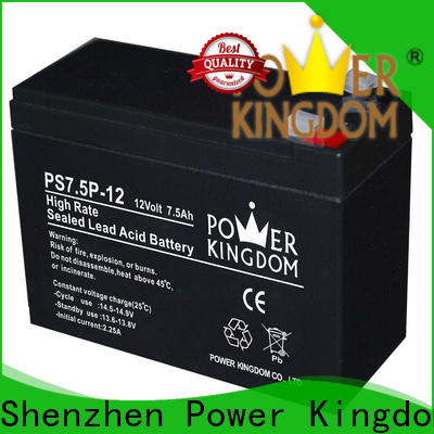 Custom best charger for agm battery Suppliers fire system
