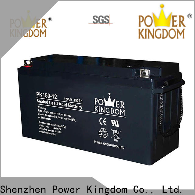 Power Kingdom New 12v 4ah lead acid battery inquire now medical equipment