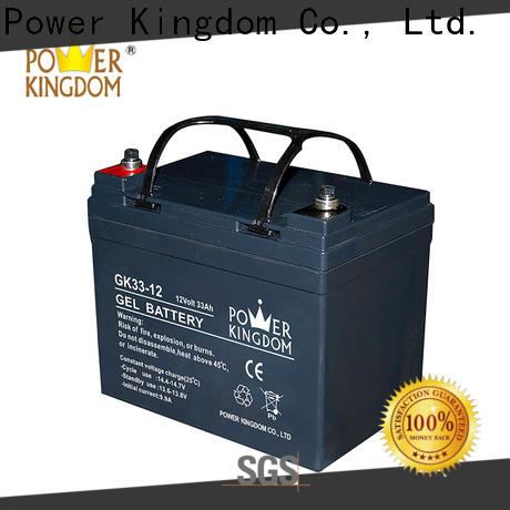 Power Kingdom Top mf superior gel battery for business fire system